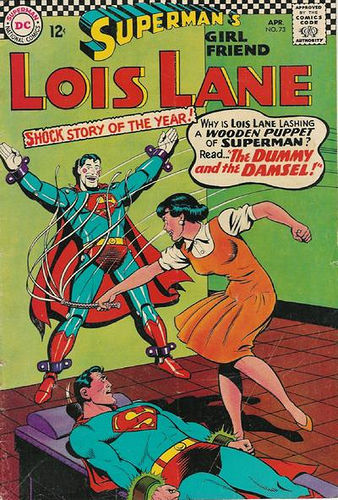 Lois Lane...is also a domme
