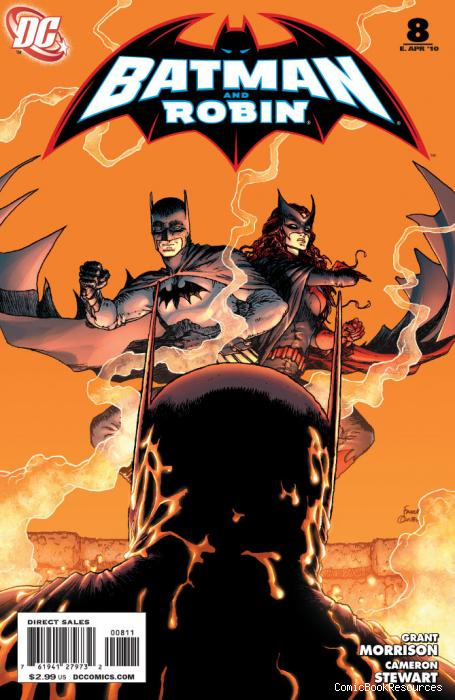 Batman and Robin # 8