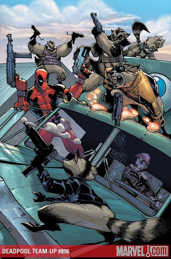 Deadpool Team Up 896