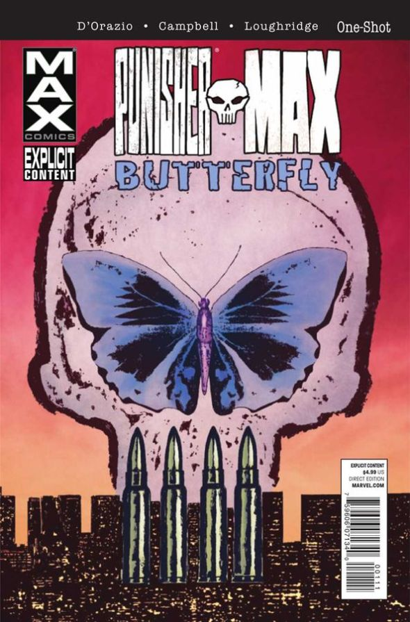 Punisher Max - Butterfly