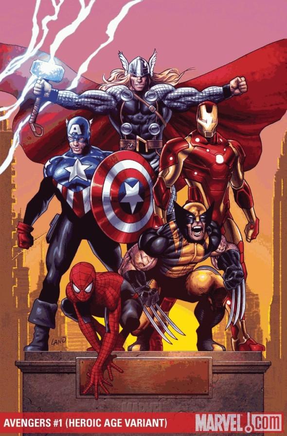 Avengers Assemble...Again
