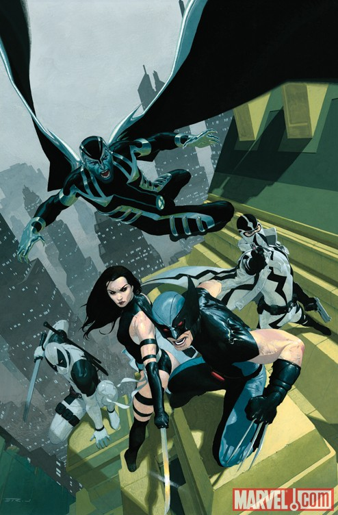 Uncanny X-Force # 1